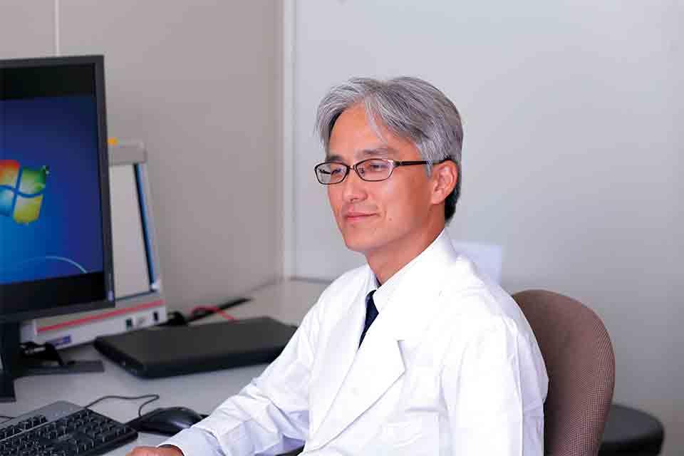 肝胆膵外科医長 橋本泰司