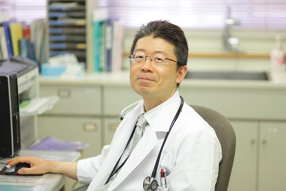 内科医長-城戸総一郎