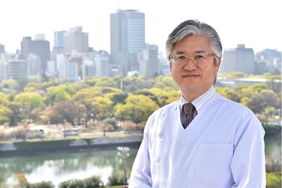 診療部長/外科医長/地域包括ケア病棟医長 坂下吉弘