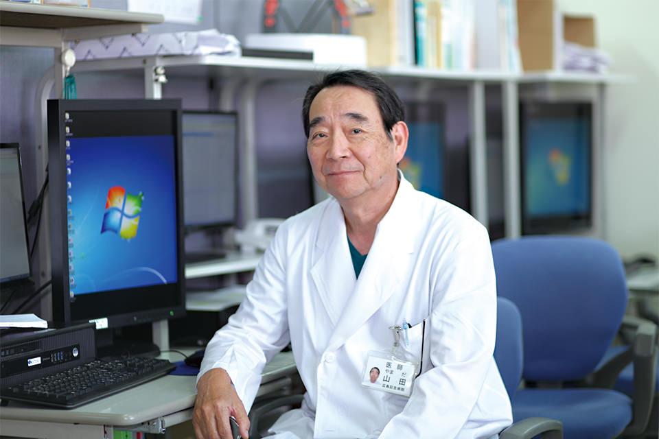 循環器内科医長 山田朗